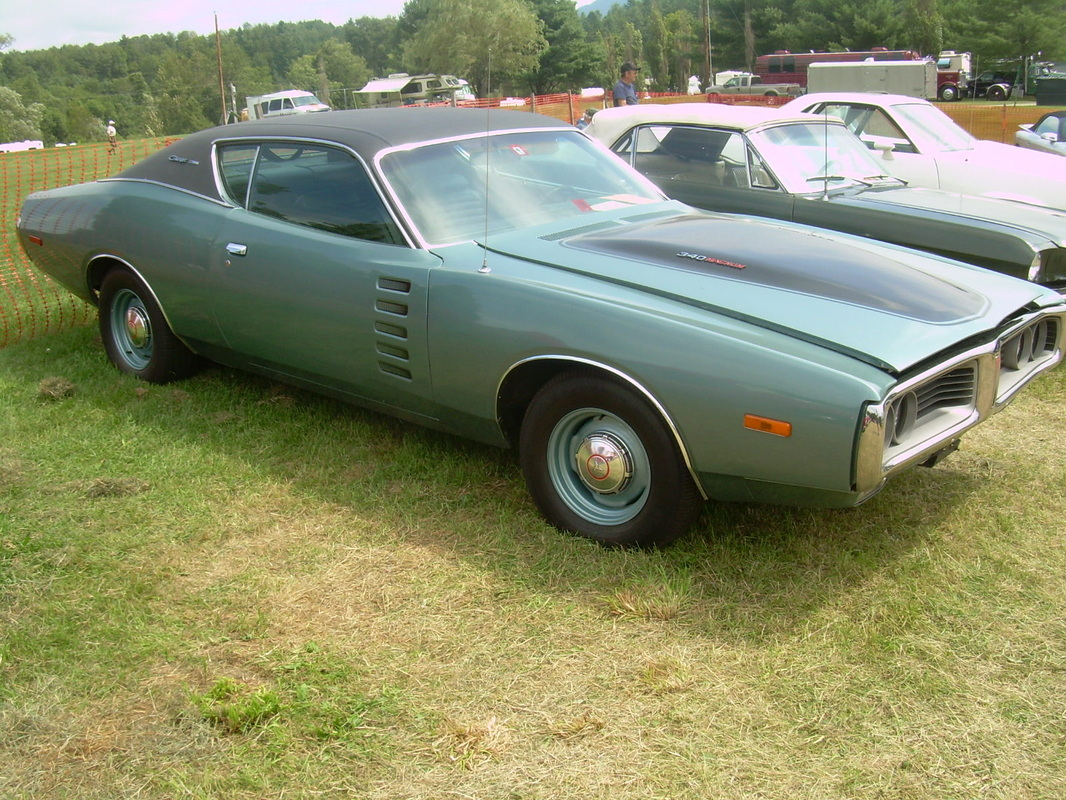 1972 Dodge Charger Rallye 340 | East West Classics